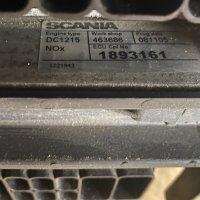 Блок управления двигателем Scania R