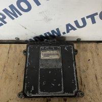 Блок управления двигателем на Scania R