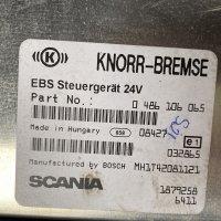 Блок управления EBS Scania R