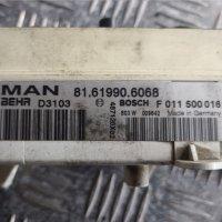 Блок управления печки/климат-контроля MAN TGA