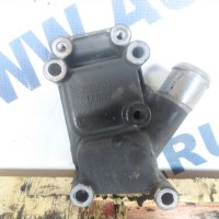 Фланец (тройник) системы охлаждения Scania P