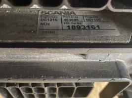 Блок управления двигателем ECU EMS Scania DC1215 euro 5