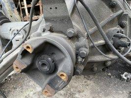 Редуктор заднего моста в сборе Scania R780 3.42