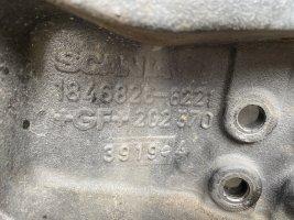 Буксировочный кронштейн левый Scania CR/CG/CP