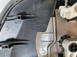 Правая ручка двери наружняя Scania