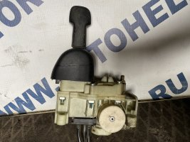 Кран стояночного тормоза (ручник) Scania