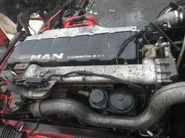 Двигатель в сборе MAN D2066 LF36 440 л.с.