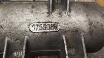Корпус топливного фильтра Scania HPI