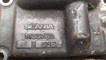 Центрифуга Scania