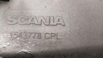 Маслоотделитель (сапун) Scania
