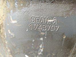 Балка заднего моста (чулок) Scania