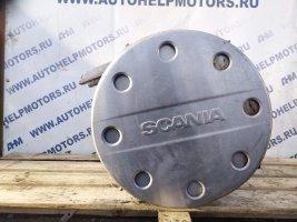 Теплозащитный кожух глушителя Scania