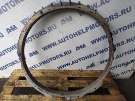 Кольцо алюминиевое в сборе с уплотнением диффузора Scania