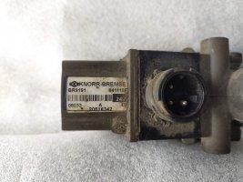 Электромагнитный клапан Scania