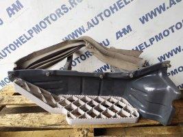 Кронштейн подножки в сборе со ступенькой прав. Scania CR/CG