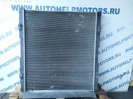 Радиатор охлаждения Scania CR19