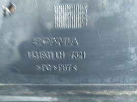 Крыло передней оси левое Scania