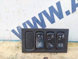 Кнопка (клавиша) Scania
