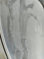 Обшивка двери (дверная карта) LH Scania