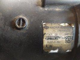Пневмогидроусилитель сцепления ПГУ DAF105XF