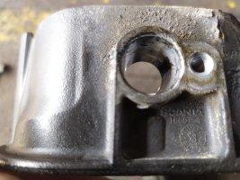 Проставка клапанной крышки Scania XPI