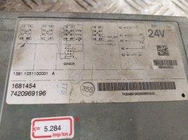 Тахограф VDO 1381 DAF105XF