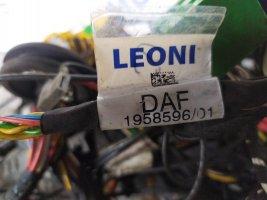 Электропроводка отопителя DAF