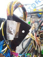 Электропроводка кабины DAF106XF