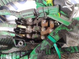 Жгут проводов двигателя DAF105XF