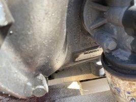 Коробка передач в сборе Scania GRS905R