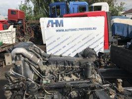 Двигатель MX340 DAF105