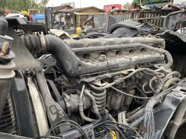 Двигатель DC1215L01 HPI Scania 420