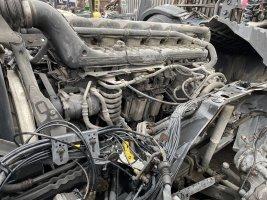 Двигатель Scania DC1215L01 HPI