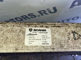 Интеркулер Scania DC13 PDE