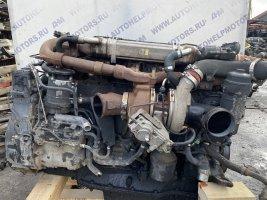 Двигатель DC1310L01 XPI Scania 2012