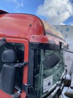 Кабина комплектная Scania CG