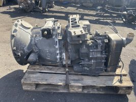КПП GRS895R Scania