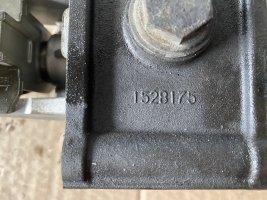 Корпус переключения передач в сборе Scania GRS