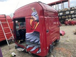 Кабина Scania CR19 Highline