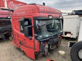 Кабина CR19 Highline Scania