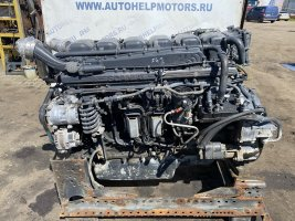 Двигатель DC1213L01 HPI Scania 380