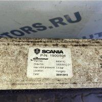 Иинтеркулер Scania R