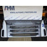 Капот Scania R