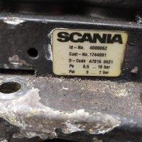 Клапан EGR Scania R