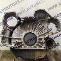 Крышка двигателя на Scania R