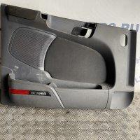 Обшивка двери левой Scania G