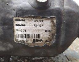 Охладитель EGR Scania