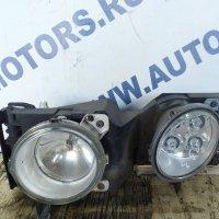 Отражатель / противотуманный фонарь правый Scania P