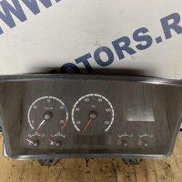 Панель приборов (щиток) на Scania R