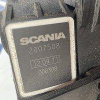 Педаль газа на Scania R